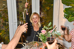 Lady Amelia Windsor at a dinner to celebrate the collaboration of jewellers Tada & Toy with Lady Amelia Windsor held at Reformation, 186 Westbourne Grove, London.<br /> <br /> Photo by Dominic O'Neill/Desmond O'Neill Features Ltd.  +44(0)1306 731608  www.donfeatures.com