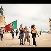 Portugal. Lisbonne