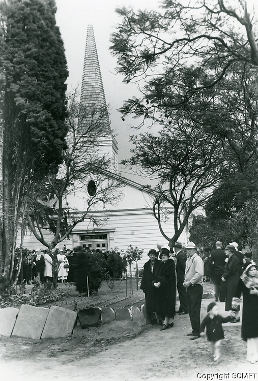 1938 Country Church of Hollywood