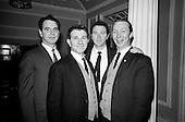 1964-15/01 Clancy Brothers at Áras an Uachtarain