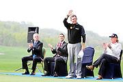 Ballantine's Championship 2011. round 4. Westwood