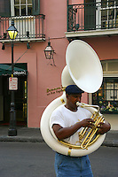 New Orleans Street Jazz & Street Performers - The portion of Royal Street between St Louis and St Ann streets is closed to traffic every afternoon to create a pedestrian mall. During this time, numerous street performers set up in the street. Though the quality of performers can range widely, some of the best up-and-coming jazz bands in New Orleans can be seen here regularly.