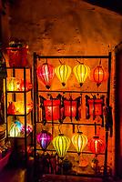 Lanterns, Hoi An Full Moon Lantern Festival, Hoi An, Vietnam.
