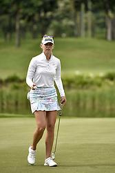 October 26, 2017 - Kuala Lumpur, Malaysia - Jessica Korda of  USA during day one of the Sime Darby LPGA Malaysia at TPC Kuala Lumpur on October 26, 2017 in Kuala Lumpur, Malaysia  (Credit Image: © Chris Jung/NurPhoto via ZUMA Press)