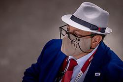 Van Daele Jacques<br /> Olympic Games Tokyo 2021<br /> © Hippo Foto - Dirk Caremans<br /> 28/07/2021