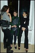 KATYA LUKI; EMILIE BRUNER; AMALEISA STEVENS, James Franco exhibition 'Fat Squirrel' at Siegfried Contemporary, Basset Rd, London W10. 23 November 2014.