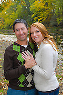 10/14/12 9:29:31 AM - Newtown, PA.. -- Amanda & Elliot October 14, 2012 in Newtown, Pennsylvania. -- (Photo by William Thomas Cain/Cain Images)