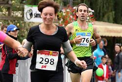 Mitja Kosovelj at 3rd Marathon of Slovenske Konjice 2015 on September 27, 2015 in Slovenske Konjice, Slovenia. Photo by Urban Urbanc / Sportida