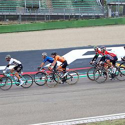 27-09-2020: wielrennen: WK weg mannen: Imola<br /> Nick van deer Lijke27-09-2020: wielrennen: WK weg mannen: Imola