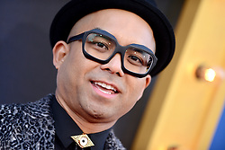 Jojo Villanueva attends the premiere of Universal Pictures' 'Sing' on December 3, 2016 in Los Angeles, California. Photo by Lionel Hahn/AbacaUsa.com