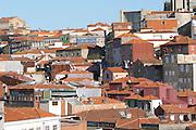 roof tops porto portugal