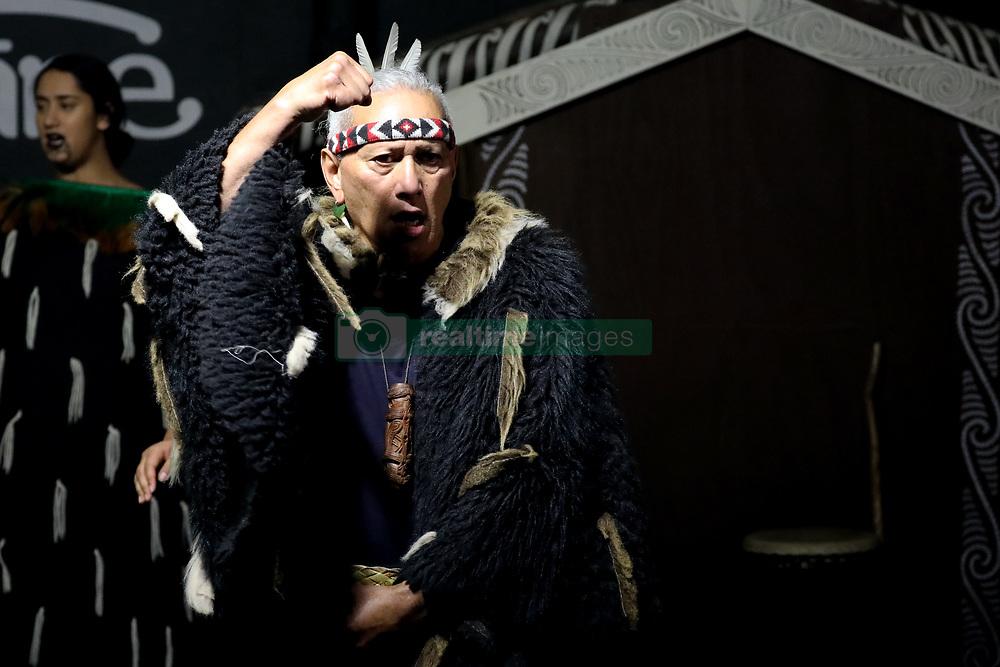 June 16, 2018 - Christchurch, New Zealand - Traditional Maori dancers perform to celebrate Matariki at Willowbank Wildlife Reserve in Christchurch, New Zealand on June 15, 2018. Matariki signals the New Year of New Zealand's indigenous Maori population. (Credit Image: © Sanka Vidanagama/NurPhoto via ZUMA Press)