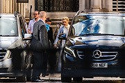 """Actress Amber Heard arrives at the High Court in London on Tuesday, July 21, 2020. She will attend a hearing in Johnny Depp's libel case against the publishers of The Sun and its executive editor, Dan Wootton. <br /> 57-year-old Depp is suing the tabloid's publisher News Group Newspapers (NGN) over an article which called him a """"wife-beater"""" and referred to """"overwhelming evidence"""" he attacked Ms Heard, 34, during their relationship, which he strenuously denies. (VXP Photo/ Vudi Xhymshiti) Actress Amber Heard arrives at the High Court in London on Tuesday, July 21, 2020. She will attend a hearing in Johnny Depp's libel case against the publishers of The Sun and its executive editor, Dan Wootton. <br /> 57-year-old Depp is suing the tabloid's publisher News Group Newspapers (NGN) over an article which called him a """"wife-beater"""" and referred to """"overwhelming evidence"""" he attacked Ms Heard, 34, during their relationship, which he strenuously denies. (VXP Photo/ Vudi Xhymshiti) Actress Amber Heard arrives at the High Court in London on Tuesday, July 21, 2020. She will attend a hearing in Johnny Depp's libel case against the publishers of The Sun and its executive editor, Dan Wootton. <br /> 57-year-old Depp is suing the tabloid's publisher News Group Newspapers (NGN) over an article which called him a """"wife-beater"""" and referred to """"overwhelming evidence"""" he attacked Ms Heard, 34, during their relationship, which he strenuously denies. (VXP Photo/ Vudi Xhymshiti)"""