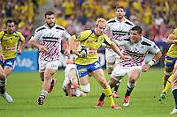 Raphael LAKAFIA / Nick ABENDANON  - 13.06.2015 - Clermont / Stade Francais - Finale Top 14<br />Photo : Nolwenn Le Gouic / Icon Sport
