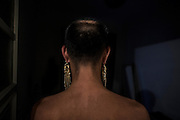 kassandra getting the earrings