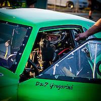 Daniel Gregorini (2299) - Top Doorslammer Chevrolet Camaro.