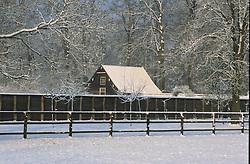 Jachtlust, jagtlust Winter, koud, cold