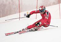 Warner Nickerson at Gunstock Ski Club