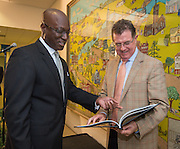 Staff farewell reception for Houston ISD superintendent Dr. Terry Grier, February 22, 2016.
