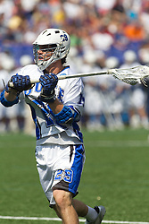 31 May 2010: Duke Blue Devils midfielder Mike Catalino (29) in a 5-6 win over the Notre Dame Fighting Irish for the NCAA Lacrosse Championship at M&T Bank Stadium in Baltimore, MD.
