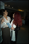 SALLY ANN LASSON; CLEO ROCOS,  Fortnum and Mason and Quartet books host a celebration for the publication of  The White Umbrella by Brian Sewell. Illustrated by Sally Ann Lasson. Fortnum and Mason. Piccadilly. London. 3 March 2015.