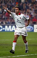 Milano 22/10/2003 Champions League <br />Milan Club Brugge 0-1 <br />Filippo Inzaghi (Milan)<br />Photo Staccioli / Graffiti