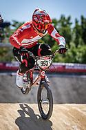 2021 UCI BMXSX World Cup<br /> Round 2 at Verona (Italy)<br /> ^me#993 NAGASAKO, Yoshitaku (JPN, ME) Team_JPN, UCI Centre