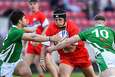 2019-05-17 Wales U19 v Ireland U19 Rugby League