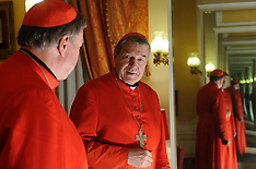 Vatican treasurer Cardinal Pell Found Guilty Of Sexual Offences In Australia - 25 Feb 2019