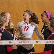 08/27/2016 - Women's Volleyball v Michigan State