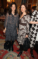Left to right, ALISON GREEN and PRINCESS SOLINA GUEDROITZ at a ladies lunch in aid of the NSPCC held at The Ritz, Piccadilly, London on 7th March 2006.<br /><br />NON EXCLUSIVE - WORLD RIGHTS