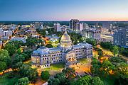 State Capitol Building, Jackson, Mississippi