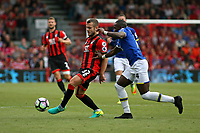 Football - 2016 / 2017 Premier League - AFC Bournemouth vs. Everton<br /> <br /> Bournemouth's Jack Wilshere flicks the ball round Yannick Bolasie of Everton to set up another Bournemouth attack at Dean Court (The Vitality Stadium) Bournemouth<br /> <br /> Colorsport/Shaun Boggust