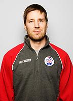 Ishockey, portretter , portrett , Getligaen 2008 / 2009 , Lillehammer , LIK<br /> <br /> Stefan Sjödin<br /> Foto: Eirik Førde