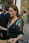 Andrea Dellal, Ark Gala Dinner, Marlborough House, London. 5 May 2006. ONE TIME USE ONLY - DO NOT ARCHIVE  © Copyright Photograph by Dafydd Jones 66 Stockwell Park Rd. London SW9 0DA Tel 020 7733 0108 www.dafjones.com