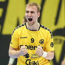 20210424: SLO, Handball - EHF European Cup Men 2020/21, Semifinal, RK Gorenje Velenje vs AEK Athens