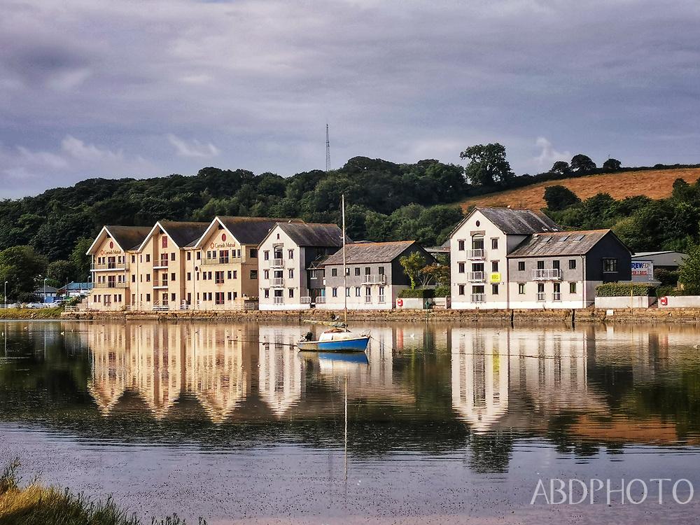 Cornwall, England, UK Truro,