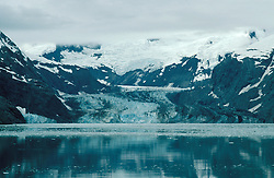 AK: Glacier Bay National Park, Alaska, Margerie Glacier    .Photo Copyright: Lee Foster, lee@fostertravel.com, www.fostertravel.com, (510) 549-2202.Image: akglac224