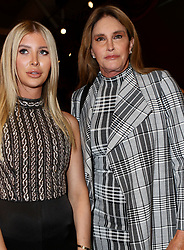 September 12, 2018 - New York City, New York, USA - 9/11/18.Sophia Hutchins and Caitlyn Jenner at the Alice and Olivia SS19 Fashion Presentation during New York Fashion Week in New York City..(NYC) (Credit Image: © Starmax/Newscom via ZUMA Press)