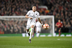 February 12, 2019 - Manchester, France - 07 KYLIAN MBAPPE  (Credit Image: © Panoramic via ZUMA Press)
