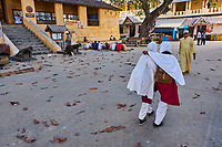 Kenya, archipel de Lamu, ville de Lamu patrimoine mondial de l'Unesco, le fort // Kenya, Lamu island, Lamu town, Unesco world heritage, the fort