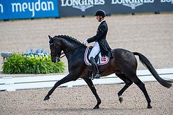 Bachmann Andersen Daniel, DEN, Blue Hors Zack<br /> World Equestrian Games - Tryon 2018<br /> © Hippo Foto - Stefan Lafrentz<br /> 13/09/2018