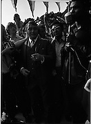 15/07/1972<br /> 07/15/1972<br /> 15 July 1972<br /> Muhammad Ali at Stewarts Hospital Fete, Palmerstown, Dublin. Ali giving his speech with manager Angelo Dundee to his left and other members of his entourage.