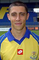 Fotball<br /> Frankrike 2004/05<br /> FC Gueugnon<br /> 27. juli 2004<br /> Foto: Digitalsport<br />  FABRICE LEVRAT
