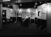 10/01/1986.01/10/1986.10th January 1986.The Aer Lingus Young Scientist of the Year Exhibition at the RDS, Dublin...The Irish Shell Education Service for Schools stand at the Exhibition...