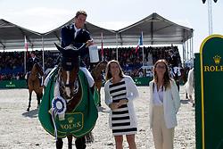 Deussser Daniel, (GER), Equita van t Zorgvliet <br /> Grand Prix Rolex presented by Porsche<br /> Knokke Hippique CSI 5* -Knokke 2016<br /> © Hippo Foto - Dirk Caremans<br /> 03/07/16