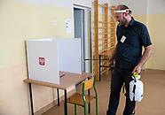 Wybory prezydenckie 2020. Głosowanie na podlaskiej prowincji