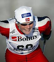 Langrenn, 22. november 2003, Verdenscup Beitostølen,   Hilde Gjermundshaug Pedersen, Norge