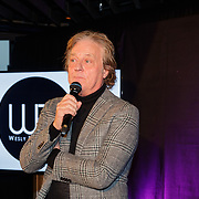 NLD/Amsterdam/20181206 - CD Trots presentatie Wesly Bronkhorst, hans Peters