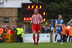March 9, 2019 - High Wycombe, Buckinghamshire, United Kingdom - Sunderlands Lee Cattermole appeals for calm after Sunderlands goal during the Sky Bet League 1 match between Wycombe Wanderers and Sunderland at Adams Park, High Wycombe, England  on Saturday 9th March 2019. (Credit Image: © Mi News/NurPhoto via ZUMA Press)